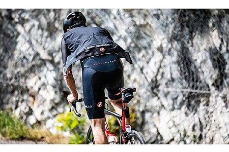 New Castelli Men/'s Free Aero Race Bib Shorts Black White XL Cycling Road Bike