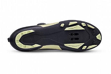Adaptive Fit Microtex MTB Shoe Fizik X5 Terra Mountain Bike Shoe Carbon Fiber