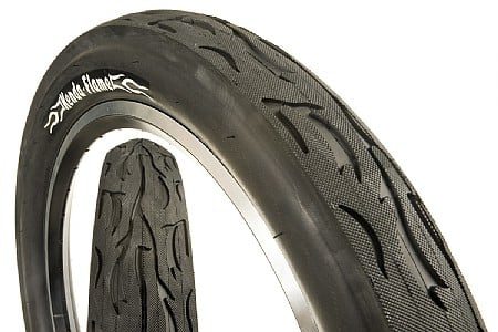 TWO HIGH QUALITY KENDA TIRES SUNLT 20x3.0 BK//BSK FLAME K1008A WIRE