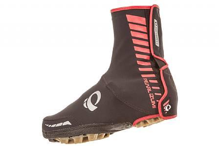 PEARL iZUMI Elite SoftShell Shoe Covers Black Soft Shell Booties Foot Warmers XL