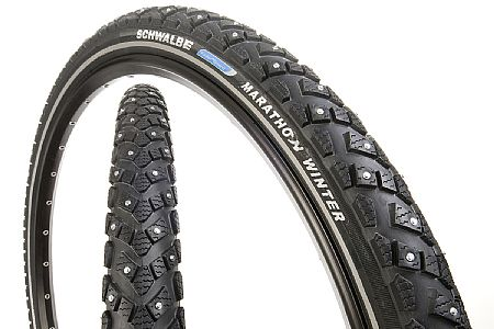 "Schwalbe Marathon Winter Studded 26"" Tire"