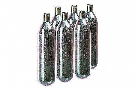 16 Gram CO2 Cartridges Non-Threaded 6 Pack
