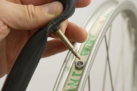 Wheels Manufacturing Presta Stem Saver BIKE BICYCLE PRESTA VALVE TUBE STEM SAVER