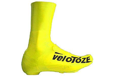 Velotoze Tall Shoe Cover//Route-VIZ-vert Small