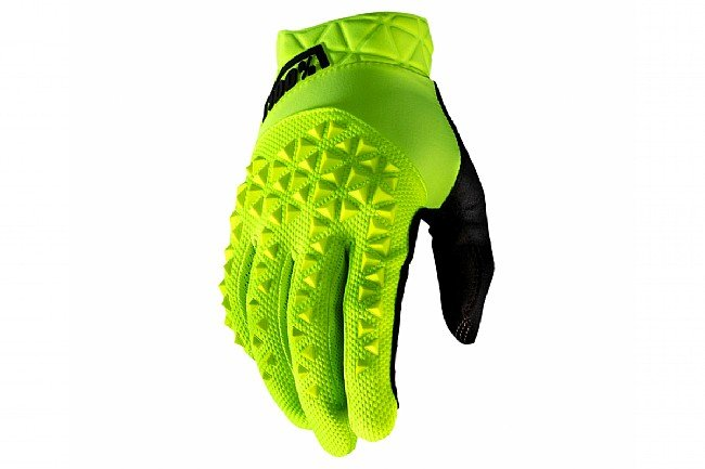 100% Geomatic Gloves Fluo Yellow