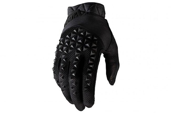 100% Geomatic Gloves Black