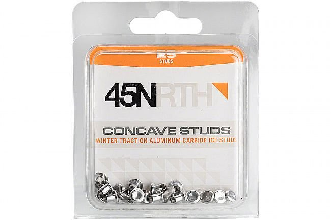 45Nrth Concave Studs Pack of 25 Concave - Pack of 25