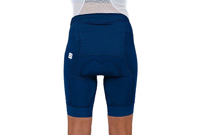 Sportful Womens Bodyfit Pro Short Blue