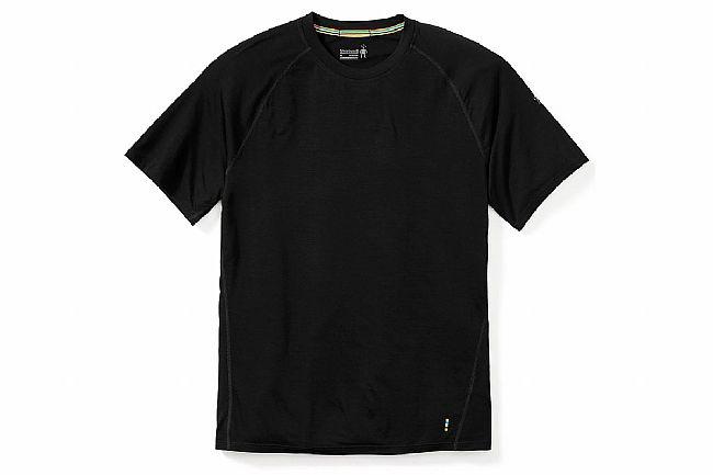 Smartwool Mens Merino 150 Short Sleeve Baselayer Black
