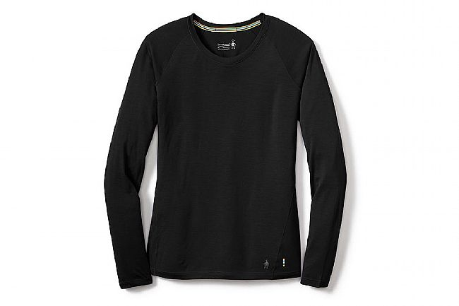 Smartwool Womens Merino 150 Long Sleeve Baselayer Black
