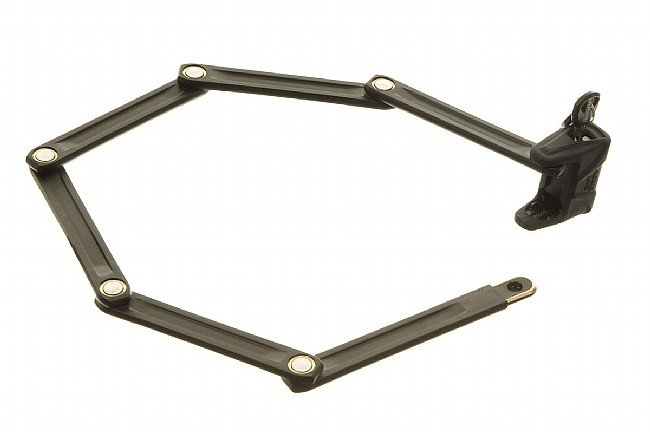 Abus Bordo Lite 6050 Folding Lock Abus Bordo Lite Key Lock
