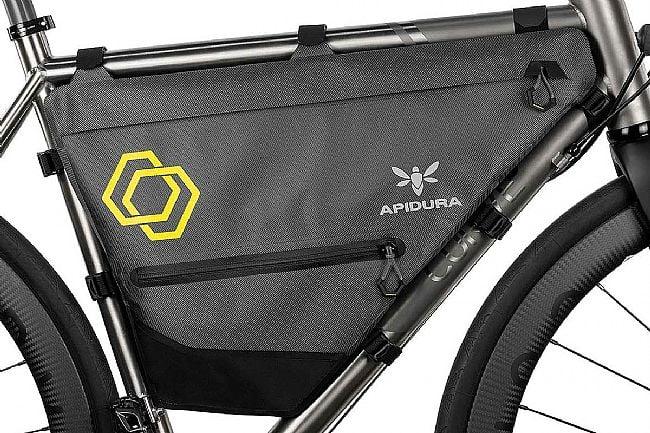 Apidura Expedition Full Frame Pack Grey/Black - Medium, 12L