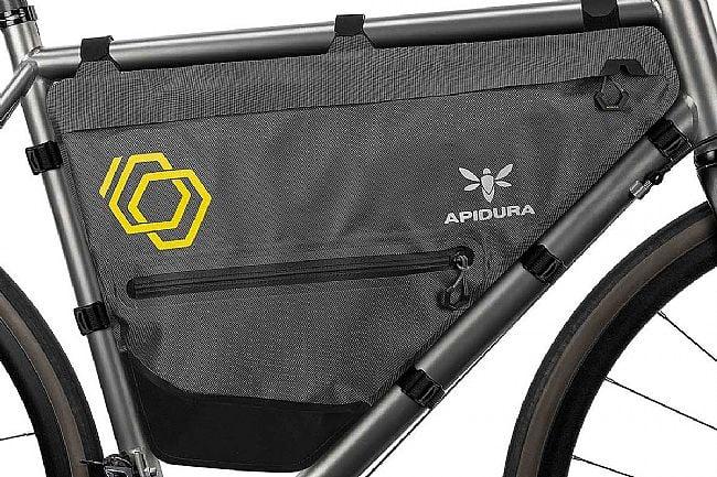 Apidura Expedition Full Frame Pack Grey/Black - Large, 14L