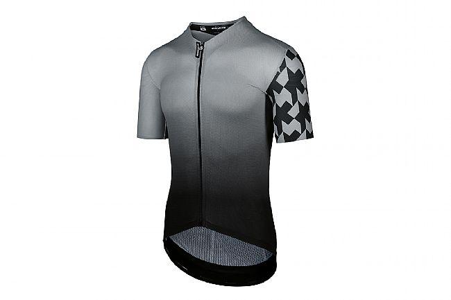 Assos Mens Equipe RS Prof Edition SS Jersey Gerva Grey