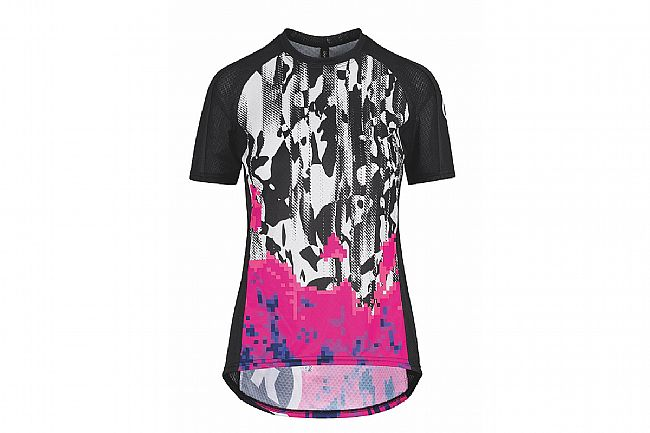 Assos Womens Trail SS Jersey Inferno Violet