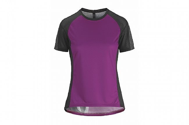 Assos Womens Trail SS Jersey Cactus Purple
