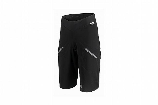 Assos Mens Trail Cargo Shorts Black Series