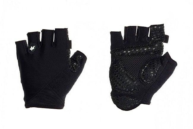 Assos SummerGloves s7 Black Volkanga