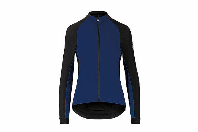 Assos Womens UMA GT Spring/Fall Jacket caleumBlue