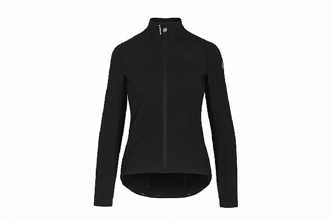 Assos Womens UMA GT ULTRAZ Winter Jacket EVO Black