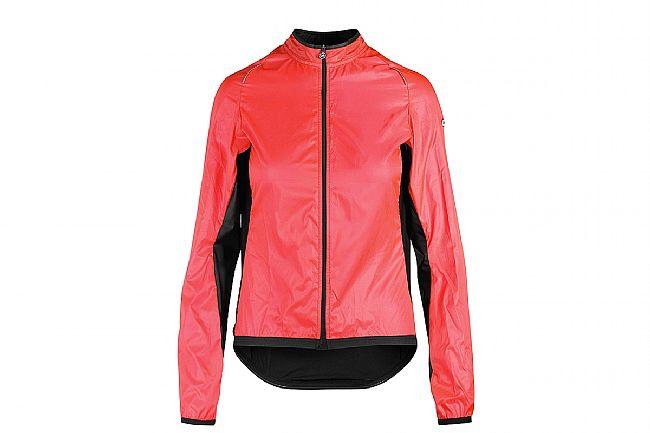 Assos Womens UMA GT Wind Jacket galaxyPink
