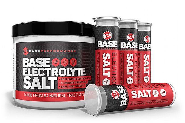 BASE Performance BASE Electrolyte Salt w/4 Race Vials BASE Performance BASE Electrolyte Salt w/4 Race Vials
