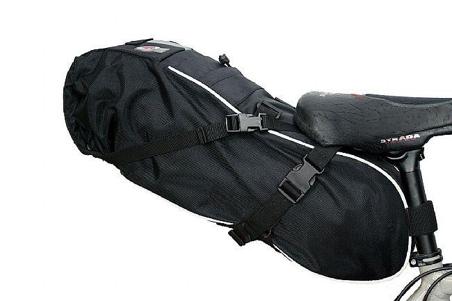 Banjo Brothers Waterproof Saddle Trunk Black - XL