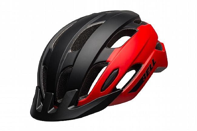 Bell Trace Helmet Matte Red/Black