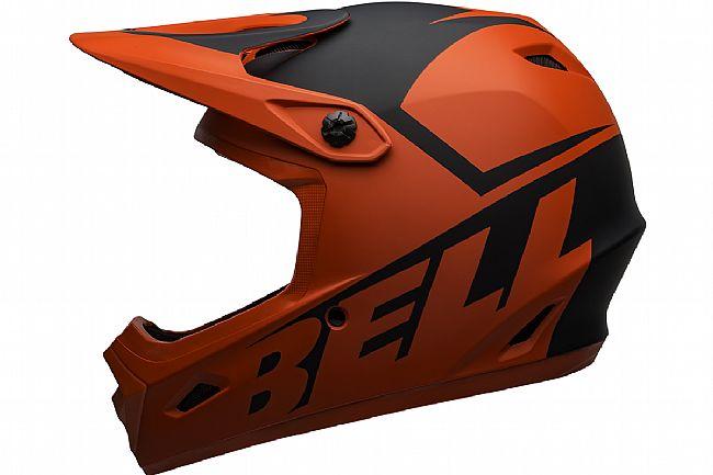 Bell Transfer Full Face MTB Helmet Slice Matte Red/Black