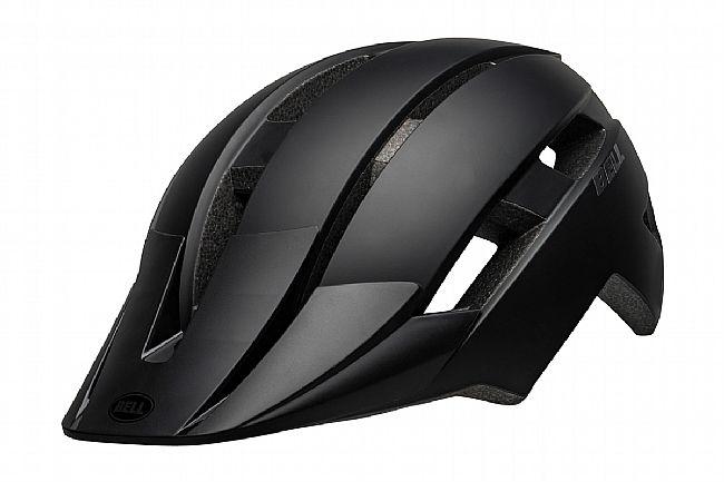 Bell Sidetrack II Youth Helmet Matte Black