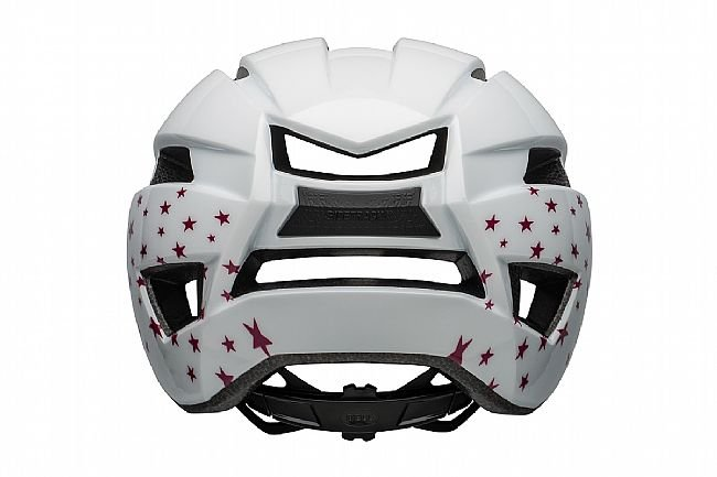 Bell Sidetrack II Child Helmet Stars Gloss White