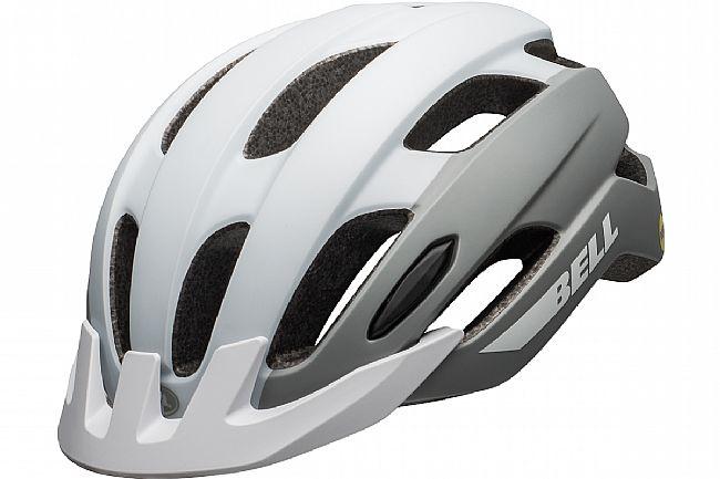 Bell Trace MIPS Helmet Matte White/Sliver - Universal