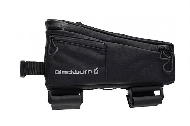 Blackburn Outpost Top Tube Bag Black - One Size