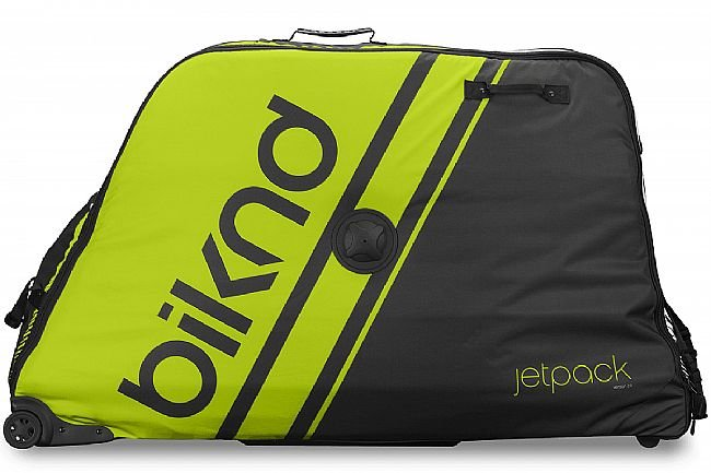 Biknd Jetpack v2 Bike Case Black/Green