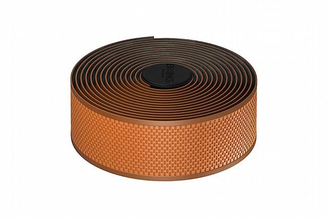 Brooks Cambium Rubber Handlebar Tape Orange