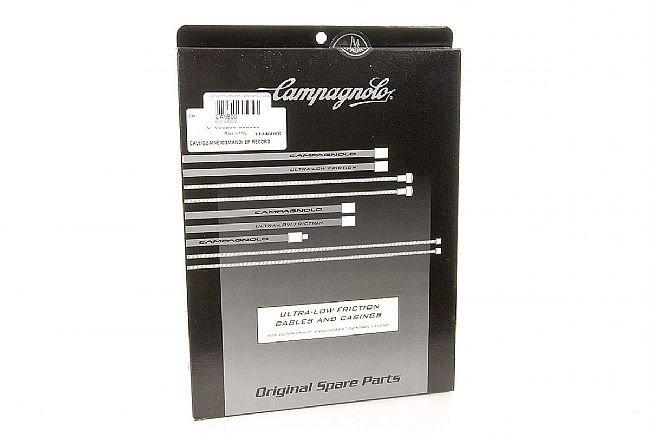 Campagnolo Ultra Shift & Brake Cables & Housing Black Housing