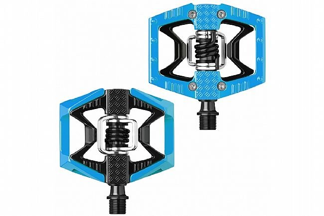Crank Bros Doubleshot 2 Pedals Blue - Pair