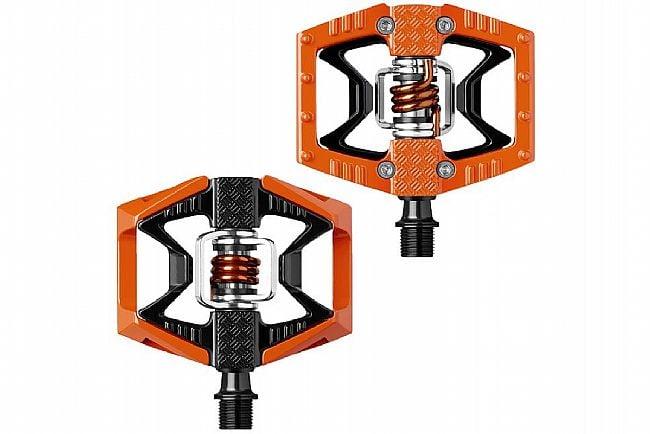 Crank Bros Doubleshot 2 Pedals Orange - Pair