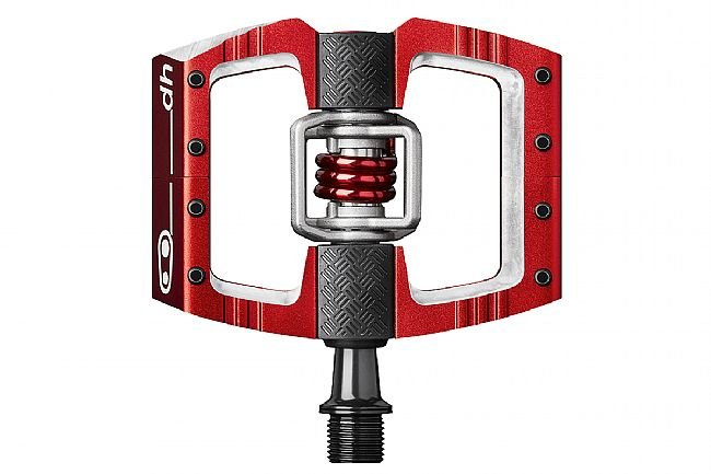 Crank Bros Mallet DH Pedals Red - 2018