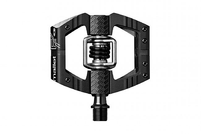 Crank Bros Mallet E Pedals Black/Black