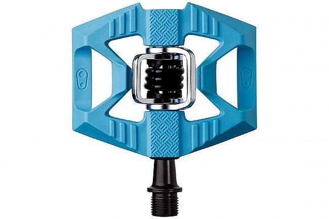 Crank Bros Doubleshot 1 Pedals Blue/Black - Pair