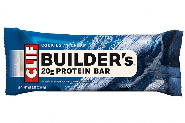 Clif Builders Protein Bars (Box of 12) Cookies N Cream