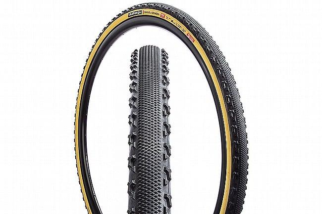 Challenge Gravel Grinder Pro Tire 700 x 36mm - Black/Tan