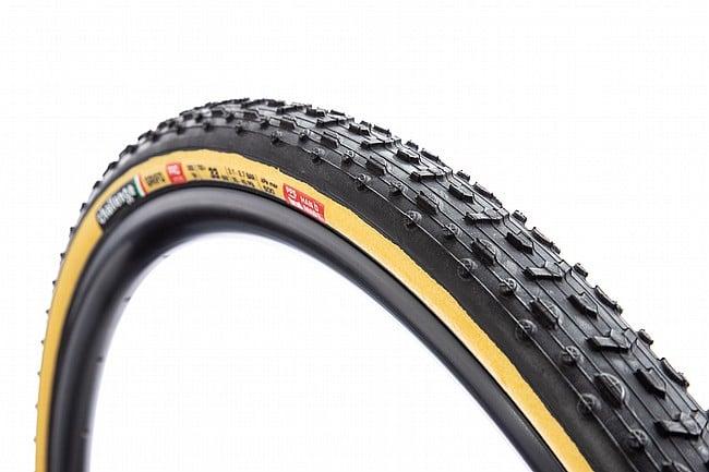 Challenge Grifo 33 Open Cyclocross Tire Black/Tan - 700c x 33mm
