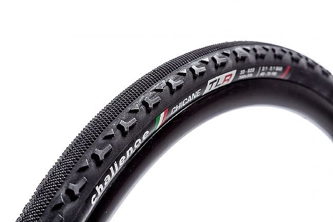 Challenge Chicane TLR Cyclocross Tire Challenge Chicane TLR Cyclocross Tire