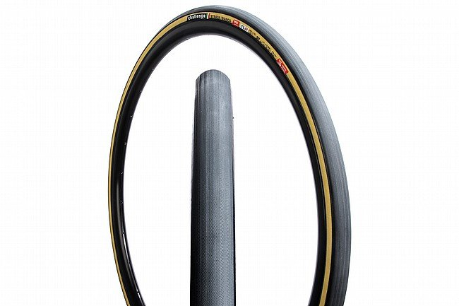 Challenge Strada Bianca Pro TLR Tire Tanwall