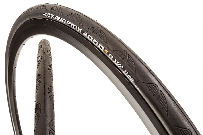 Continental Bicycle Tires >> Continental Grand Prix 4000 S Ii 700c Road Tire At Biketiresdirect