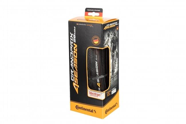 Continental Grand Prix 4-Season Road Tire Continental Grand Prix 4-Season with Vectran
