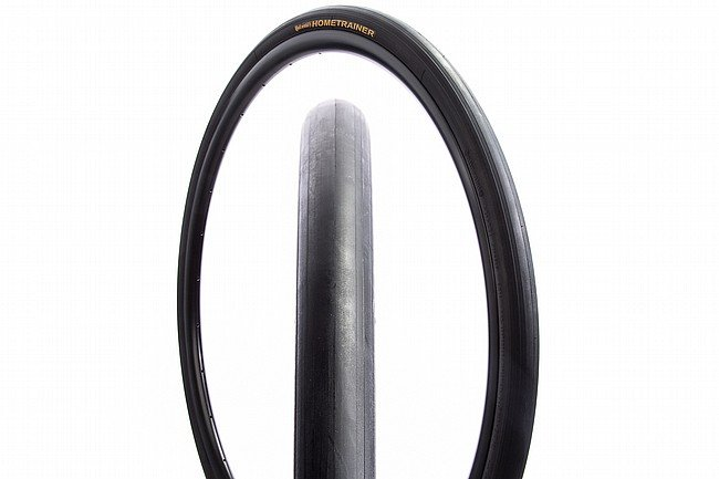 Continental Hometrainer Tire (26 Inch) Black - 26 x 1.75 Inch