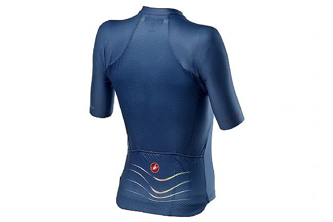 Castelli Womens Aero Pro Jersey Agate Blue